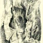 Presenza - 1988 - 70x90cm