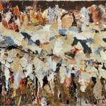 Riverberi di Luce - 2015 - cm 100x80 - tecnica mista su tela